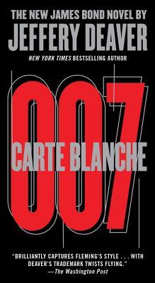 Carte Blanche By Deaver, Jeffery